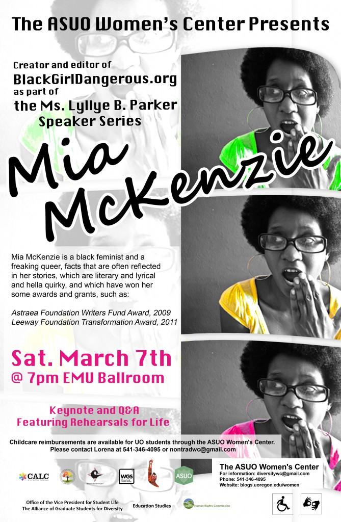 Mia McKenzie Final