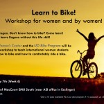 Bike Program Spring 2015