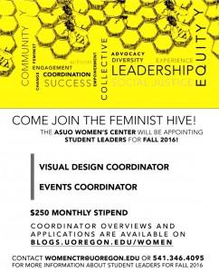 Updated Coordinator Poster