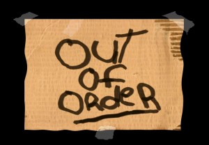 out-of-order-sign