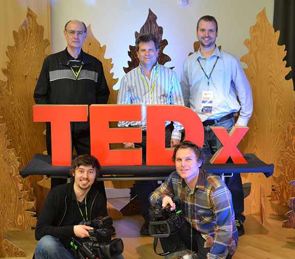 Ideas Worth Streaming: TedX Comes to the UO | Helen Y  Chu
