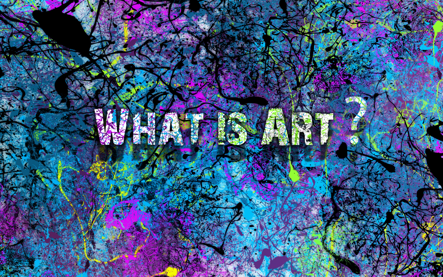 "what is art essay In his essay on art, tolstoy (1828 -1910) asks the question, ""what is art""he  goes on to say that many people hold the subjective view that art is beauty, and  we."