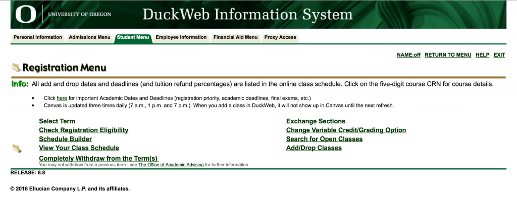 registration-menu