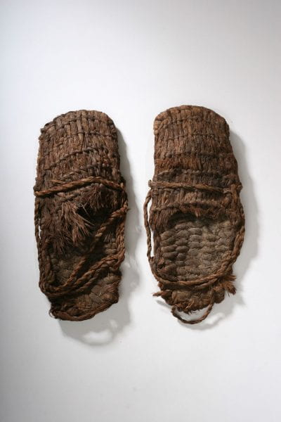 Fort Rock Sandals