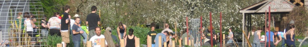 A Narrative of the University of Oregon Urban Farm