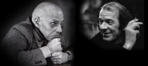 Deleuze and Foucault slide