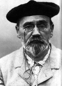 ́́Émile Zola 1840-1902