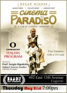 CINEMA PARADISO (Rigoletto)