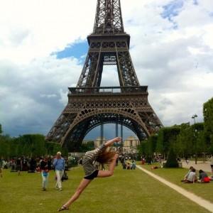 Lisa Smith, accomplished dancer