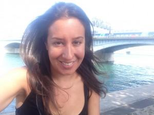 Sheela Hadjivassiliou in Lyon, France.