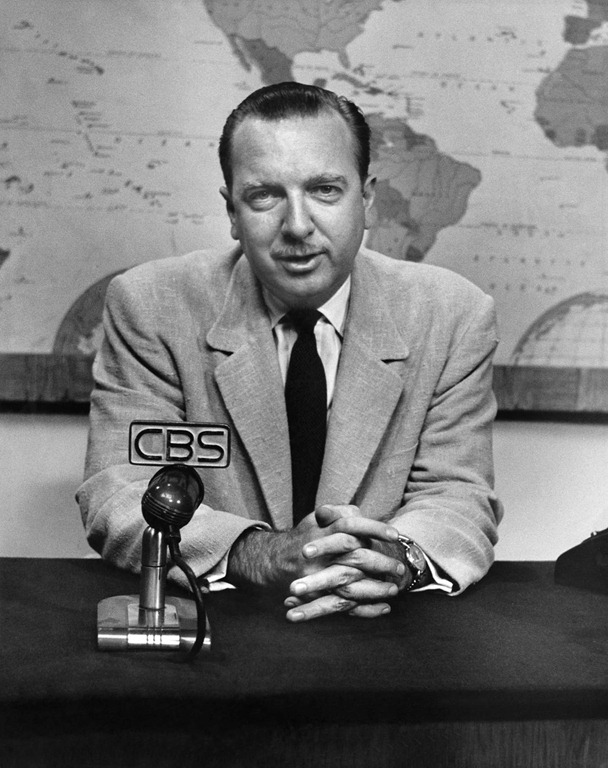 walter cronkite That's the way it is with walter cronkite by kira albin, interview conducted in 1996 photographs courtesy of cbs inc/the cronkite unit, new york.