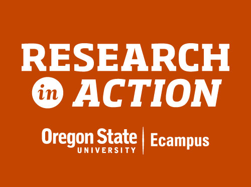 Link: Research in Action Podcast from OSU Ecampus