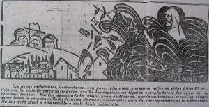 1941_Huaraz_Aluvion_Art