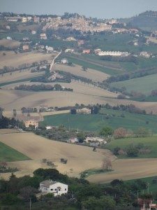 From the Tuscany Region in Italy