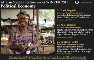 AFR Winter Lecture Series Poster- Political Economy-