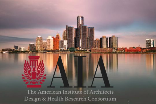 2017 AIA Design & Health Research Consortium Convening