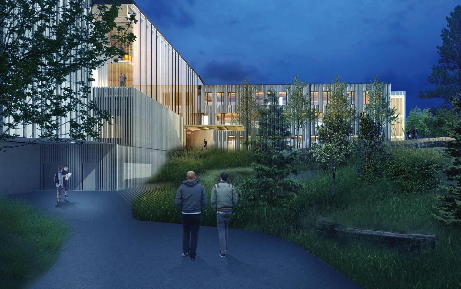HERC Recap: TallWood Design Institute