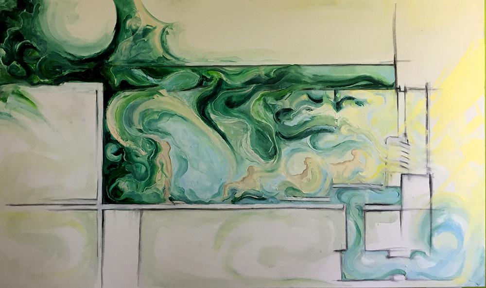 HERC Recap: Artist Morgan Maiolie