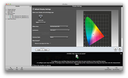 i1 Display Pro color