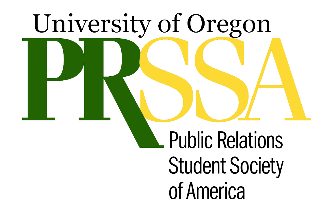 University of Oregon PRSSA