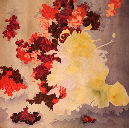 Charlene Liu: Cloud Fruit
