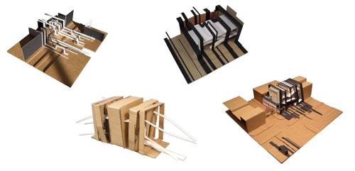 Galerry idea design evolving architecture