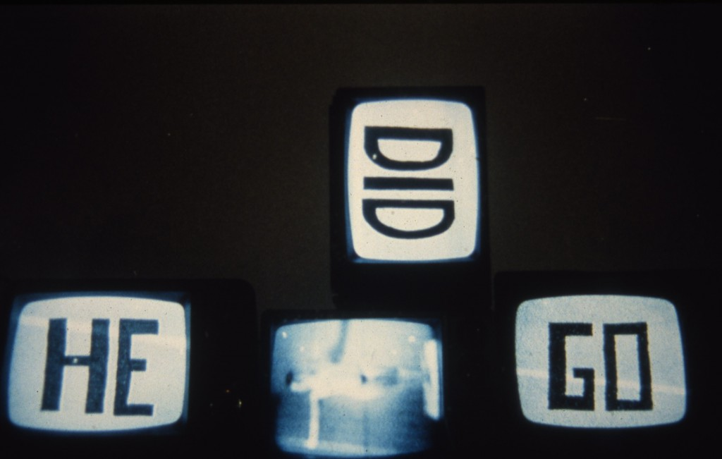 Cris Moss. Digital Video and Mixed Media, 1999.