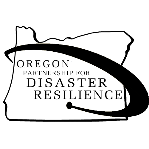 Oregon Parthership for Disaster Resilience