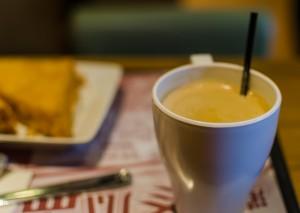Milk Tea & French Toast