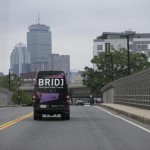 ride share bridj for commuters boston