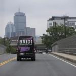 ride share bridj for commuters boston