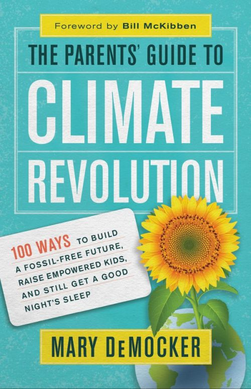 Climate Revolution book cover
