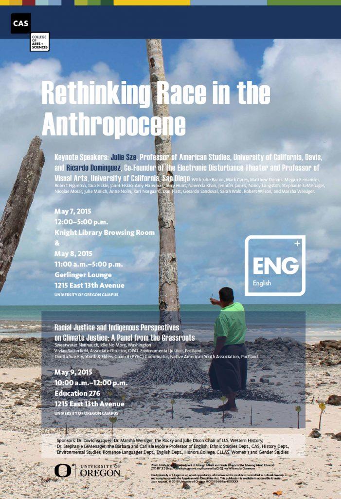 Rethinking Race Poster