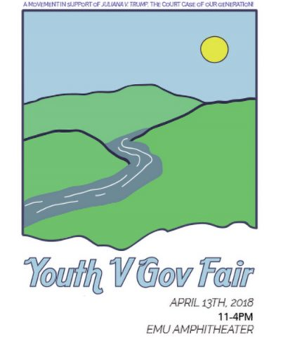 Youth v. Gov Fair poster