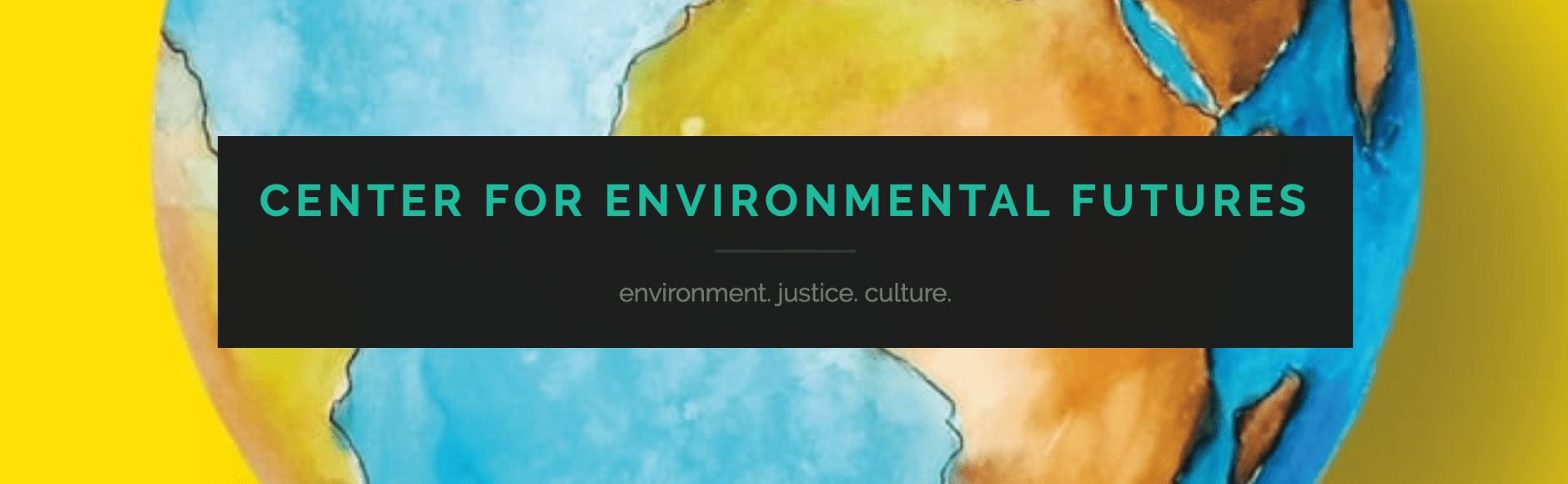 Center for Environmental Futures logo
