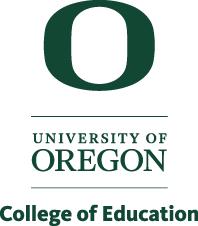 University of Oregon, College of Education