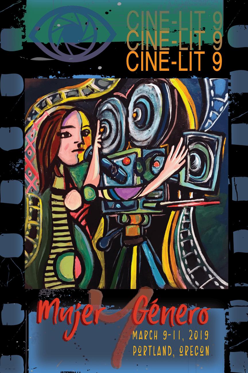 Cine-Lit 9 Poster