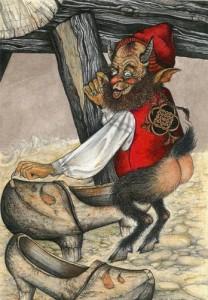 el diañu burllón image: Alberto Álvarez Peña