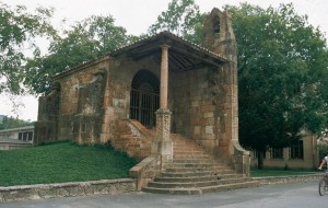 Iglesia de la Santa Cruz, Cangas de Onís