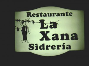 xana restaurante