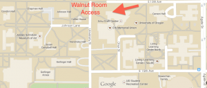 EMU Walnut Room