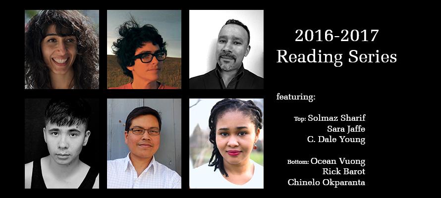 2016-2017 Reading Series