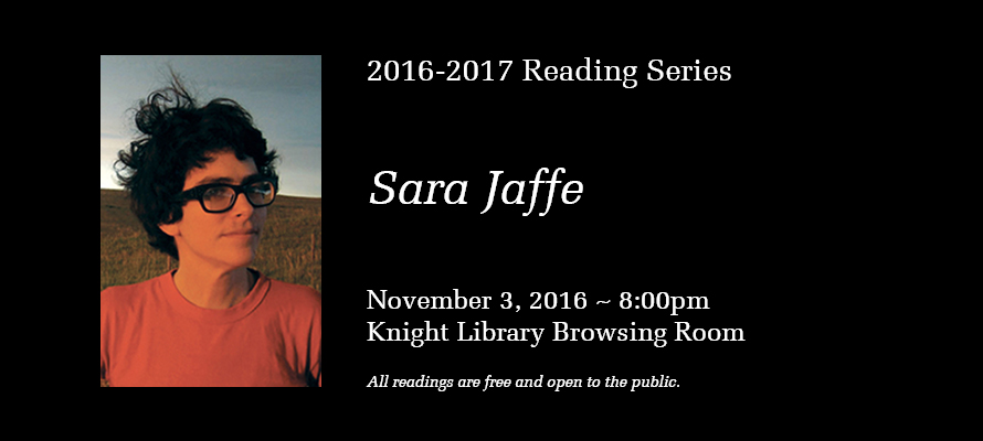 2016-17 Reading Series - Jaffe
