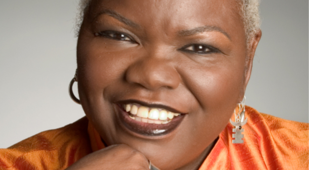 "Ysaye Barnwell of ""Sweet Honey in the Rock"" Visits Wellesley"