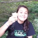 Nathalie (with ice cream!)