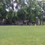 Claude's soccer game