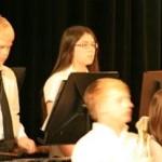 Nicole's Jazz/Stage band concert
