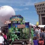 Cirque du Soleil's in town!