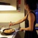 Sunday night cooking