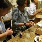 Cake slicing